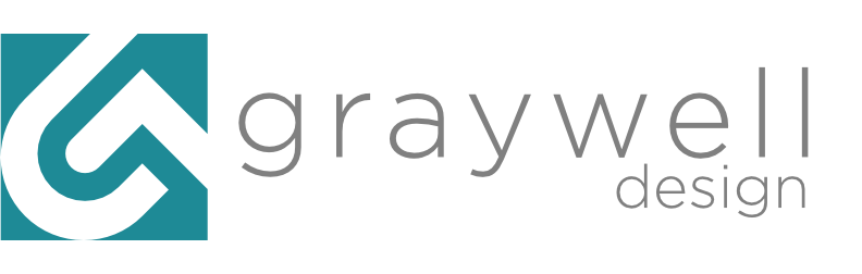 Graywell Design Logo full color